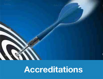delmark accreditations